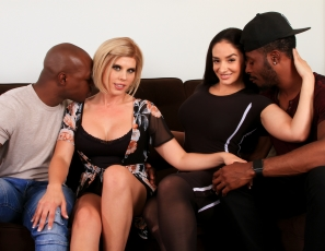 WillTileXXX/Swap It Up starring Amber Chase and Sheena Ryder